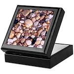 LH Pebbles #2 Art Keepsake Box