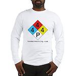 Polymerization Long Sleeve T-Shirt