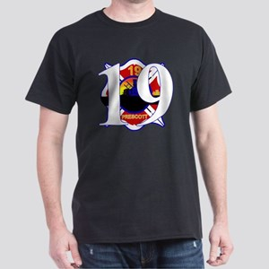 19 Hotshots Arizona Firefighters Dark T-Shirt