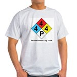 Polymerization Ash Grey T-Shirt