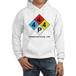 Polymerization Hooded Sweatshirt