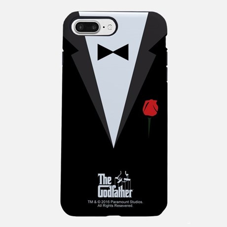 Gthe Godfather Suit iPhone Case
