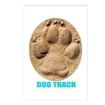 Dog Track Postcards (Package of 8)