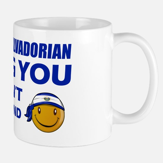Its an El Salvadorian Thing You Wouldnt Mug