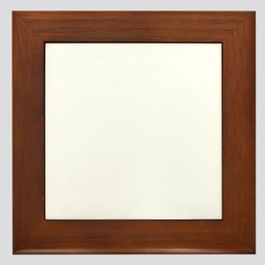 Double-Bass-Player-B Framed Tile