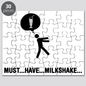 Milkshake-A Puzzle