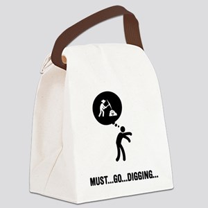 Geologist-A Canvas Lunch Bag