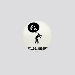 Geologist-A Mini Button