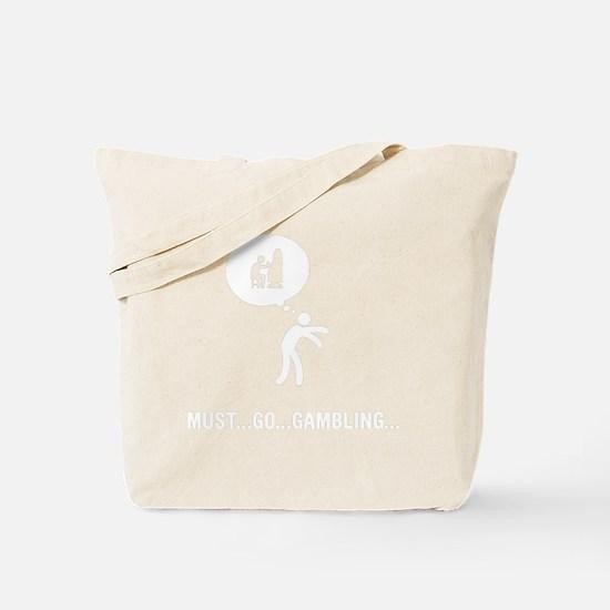 Gambling-B Tote Bag