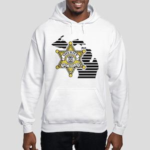 sheriff michigan Sweatshirt