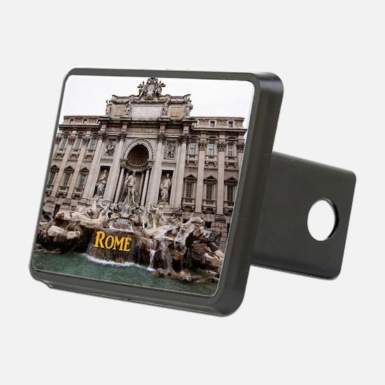 Rome_11x9_TreviFountain Hitch Cover