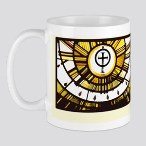 Sunlight and Faith Mug