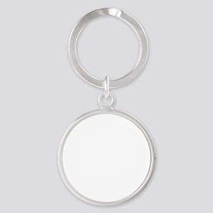 Life Is Better When You Know Muay T Round Keychain