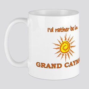 I'd Rather Be In Grand Cayman Mug