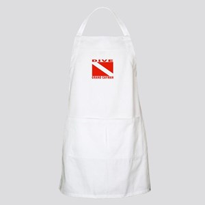 Dive Grand Cayman BBQ Apron