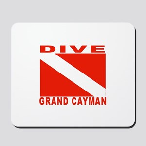 Dive Grand Cayman Mousepad