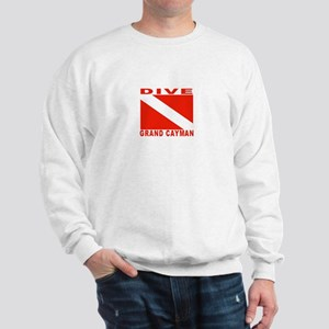 Dive Grand Cayman Sweatshirt