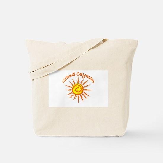 Grand Cayman Tote Bag
