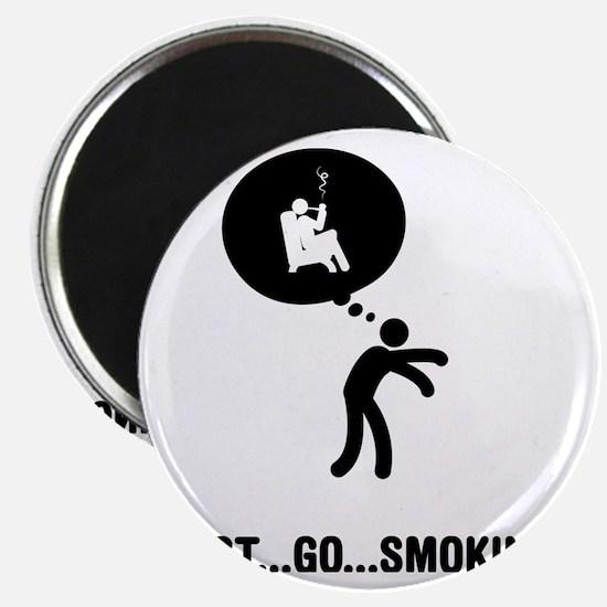 Pipe-Smoking-A Magnet