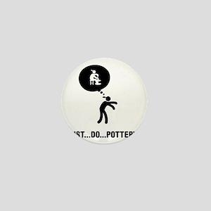 Pottery-C Mini Button