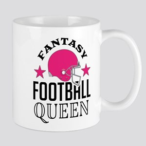Fantasy Football Queen Mugs
