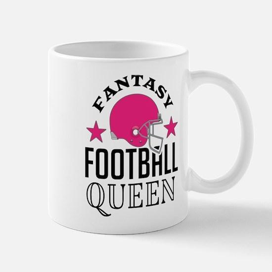 Fantasy Football Queen Mugs