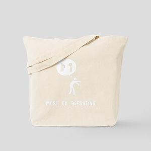 Reporter-B Tote Bag