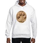 Dog Track Plain Hooded Sweatshirt