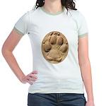 Dog Track Plain Jr. Ringer T-Shirt
