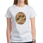 Dog Track Plain Women's T-Shirt