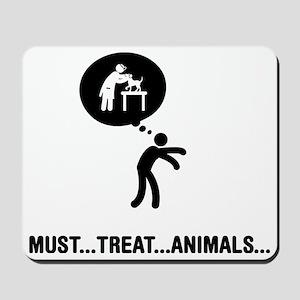 Veterinarian-A Mousepad