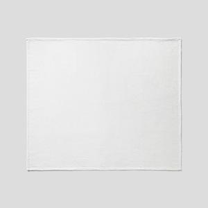 Baseball-Pitcher-B Throw Blanket