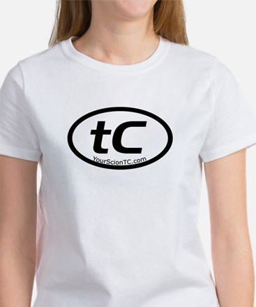 tC Oval Women's T-Shirt