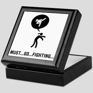 Martial-Arts-02-A Keepsake Box