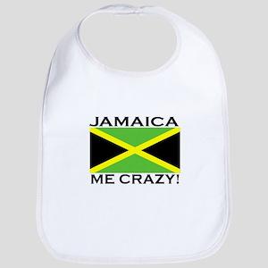 Jamaica Me Crazy! Bib