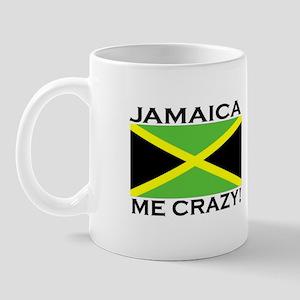 Jamaica Me Crazy! Mug