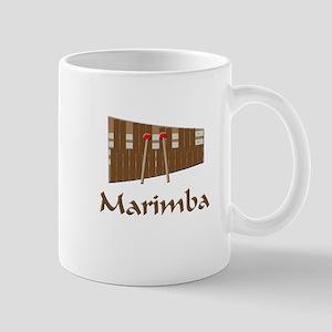 marimba percussion musical instrument Mugs