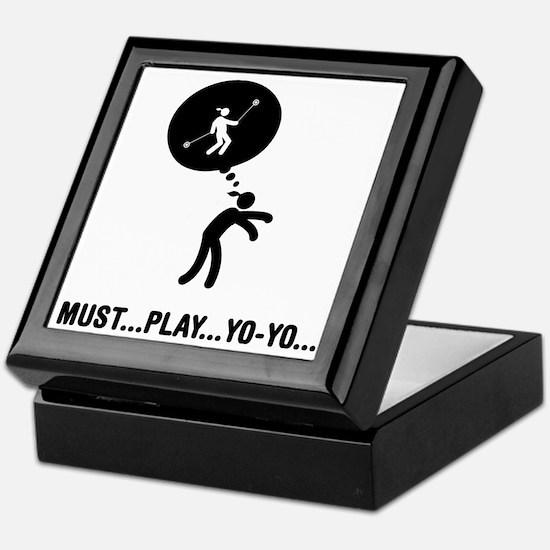 Yoyo-Player-C Keepsake Box