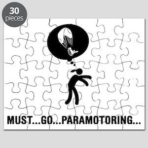 Paramotoring-A Puzzle