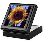 Sunflower Art Keepsake Box