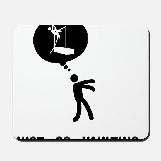 Pole-Vault-C Mousepad