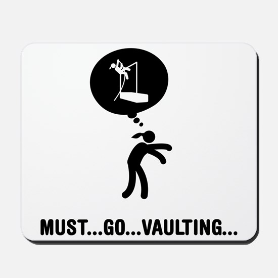Pole-Vault-A Mousepad