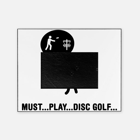 Disc-Golf-C Picture Frame