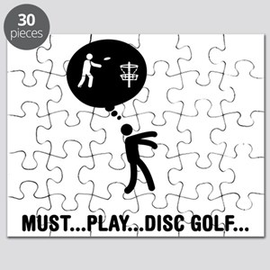 Disc-Golf-C Puzzle