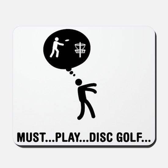 Disc-Golf-C Mousepad