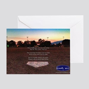 Theres No Place Like Home Greeting Card