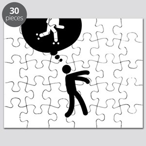 Roller-Skating-C Puzzle