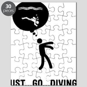 Scuba-Diving-C Puzzle