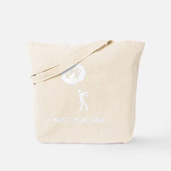 Golf-02-D Tote Bag