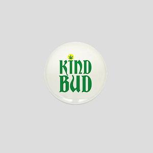 KIND BUD - POT LEAF SUN Mini Button
